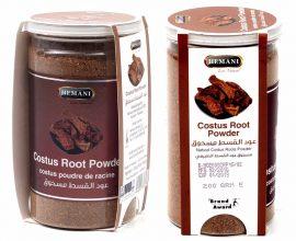 costus root powder