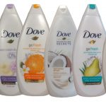 Dove Shower Gel 500ml and 700ml