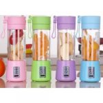 Wireless Portable Smoothie Blender (Rechargeable)