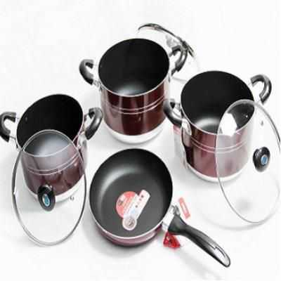 Non Stick Cooking Set