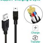 Mini USB 5pin V3 data cable cord