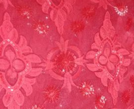 hot pink lace fabric ghana