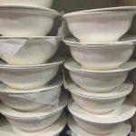 Pyrex Bowls (3 pcs +Lids)