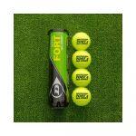 Dunlop Fort 4 All Court Tennis Balls
