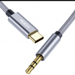 Rock Type-C to 3.5mm aux audio cable