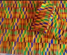 kente in ghana