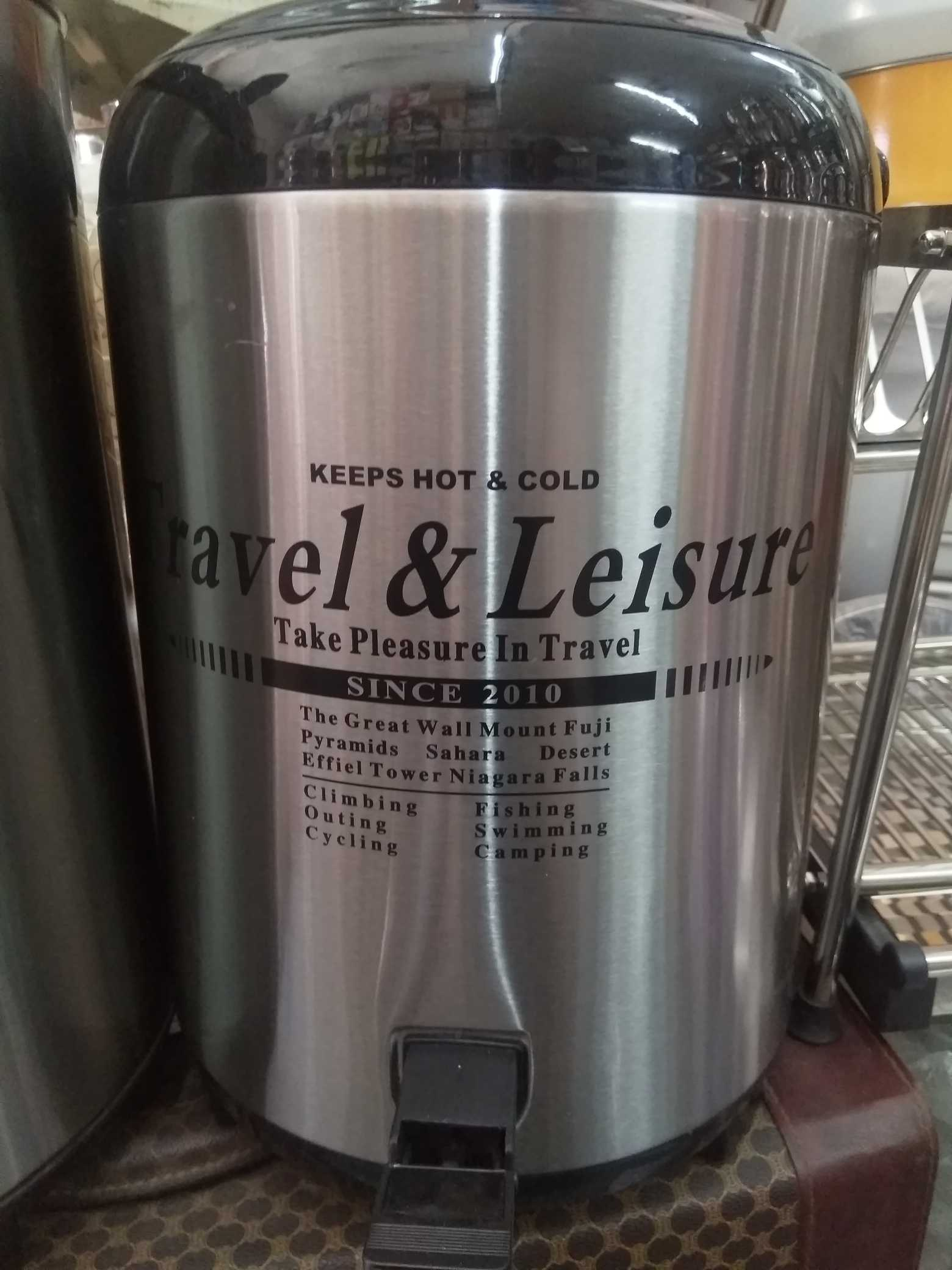 Travel & Leisure Water Jug 10lts