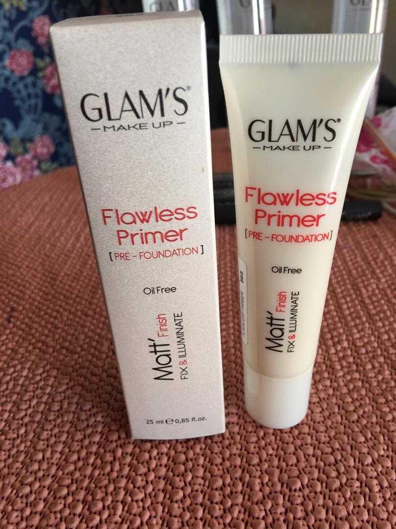 Glams Flawless Primer