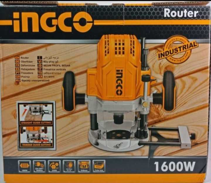Ingco Router 1600w