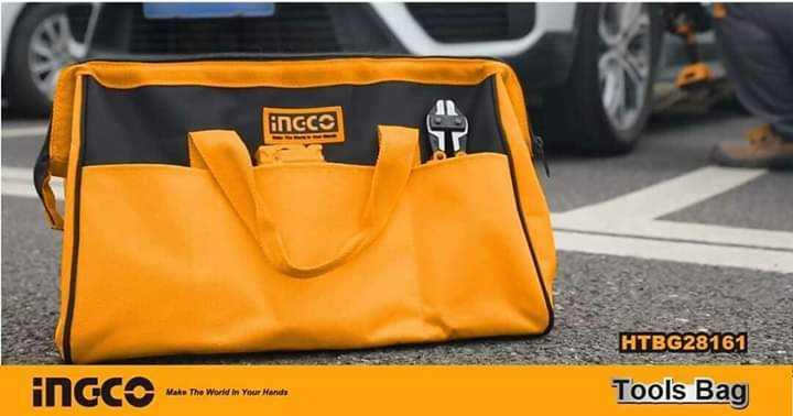 "Ingco tools bag 13"""