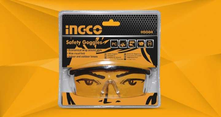 Ingco Safety Goggles
