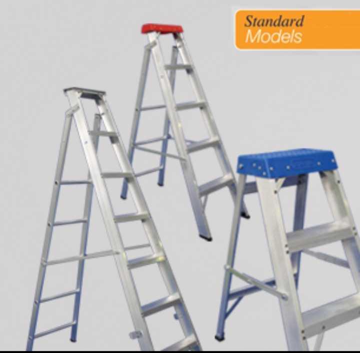 Ladder Standard Model 5 Steps 6 Steps