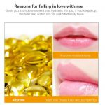 Gold Collagen Lips Masks
