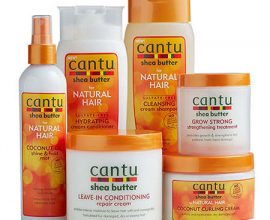 cantu natural hair products set
