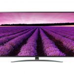 LG Nanocell 55 Inch TV- 55sm81 with AI ThinQ®