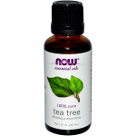 Now 100% Pure Tea Tree Essential oil -1oz./ 30 ml
