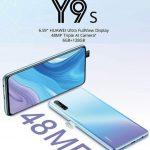 Huawei Y9s Smart phone