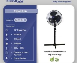 tripod fan price in ghana
