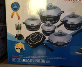 dessini cookware set price in ghana