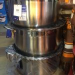 Big Size Stainless Steel Cooking Set