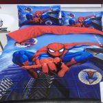 Spiderman Bedsheet