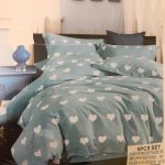 Light Blue Bedsheet