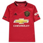 2019/2020 Manchester United Home Jersey