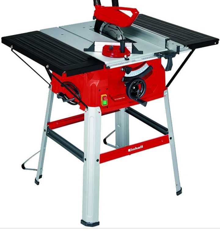 Einhell table saw