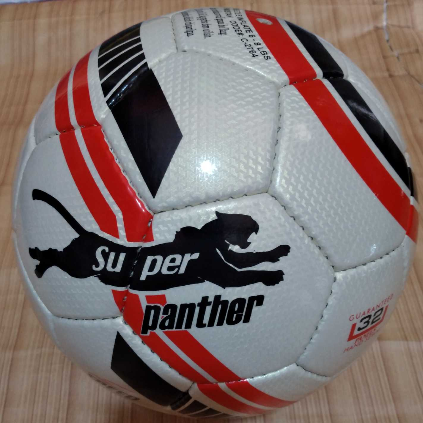 Panther Soccer ball