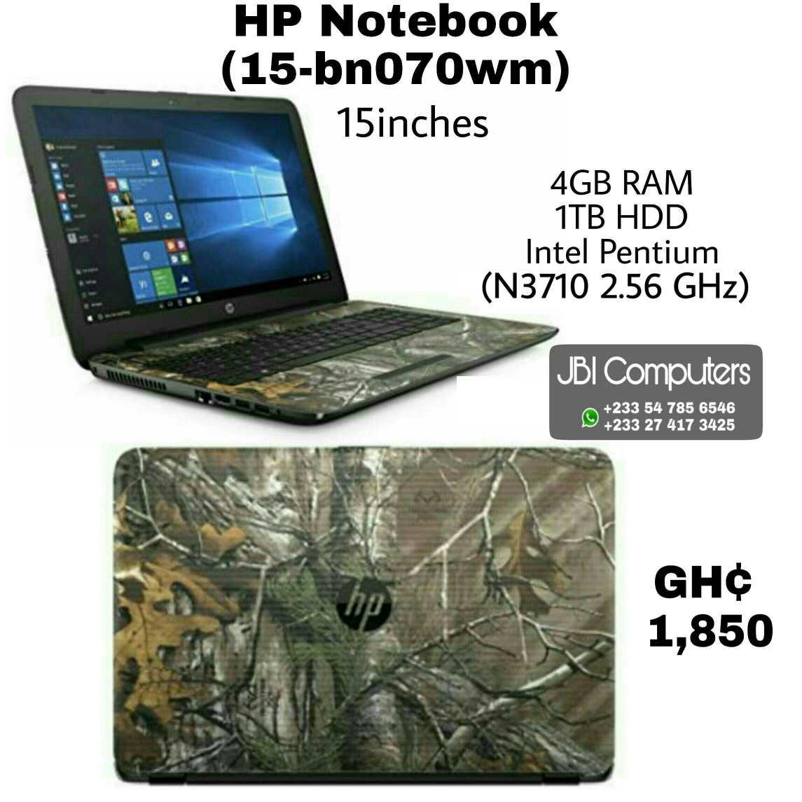 hp notebook realtree