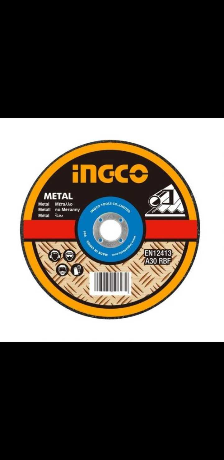 Ingco metal cutting disc 9″ (inox)