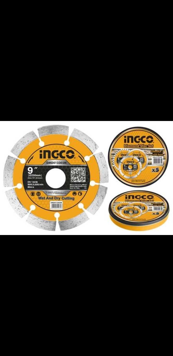 ingco universal wet and dry cutting 9″