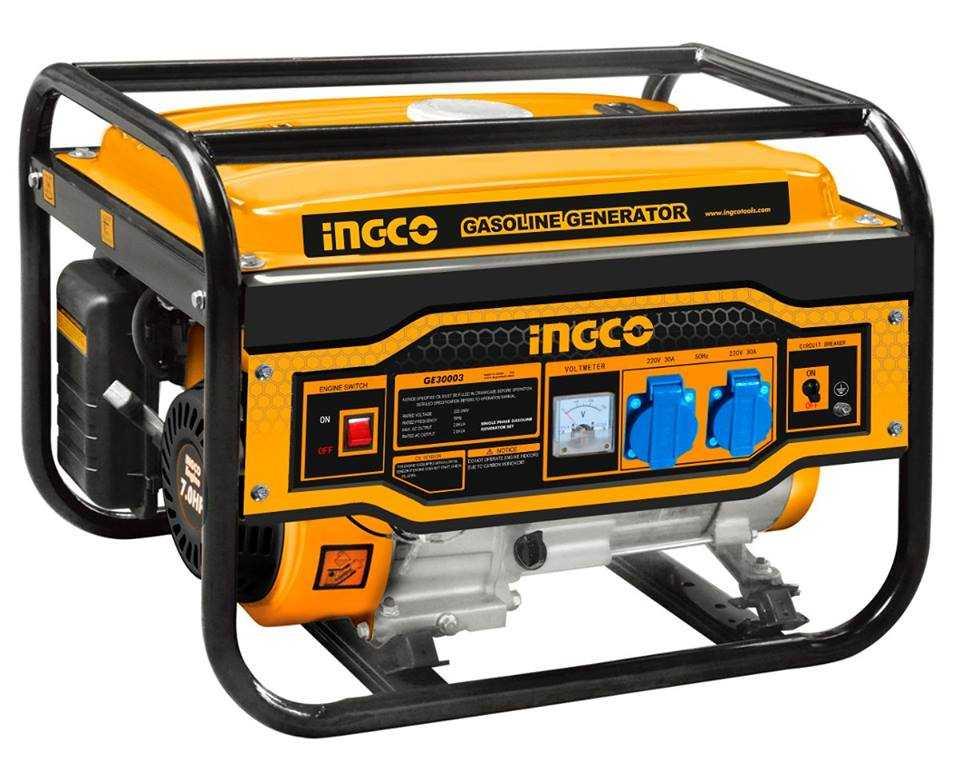 GE30005 INGCO Gasoline Generator