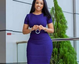purple office dress for sale in ghana