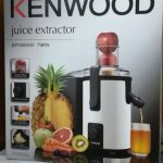 Kenwood Single Juice Extractor