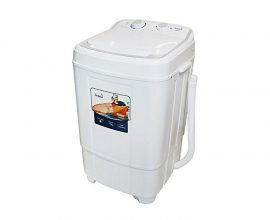 icona single tub washing machine