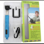 Wireless Selfie Stick Camera Monopod