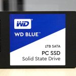 WD 1TB  External Solid State Drive
