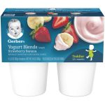 Gerber Yoghurt