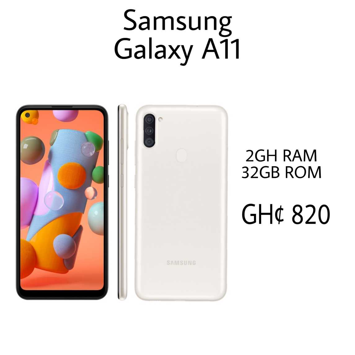 samsung galaxy a11 price in ghana