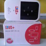 Bolt+ Mobile WiFi 4G LTE