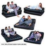 Bestway 5 in 1 Inflatable Sofa Air Bed Couch with Free Electric Pump