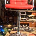 Bar long chair