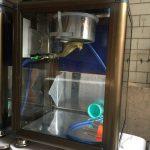 LPG Gas Commercial Popcorn machine
