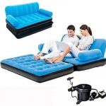 Inflatable Air bed with couch