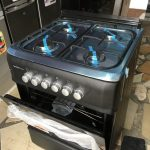 Mediatech 60×60 4 Burner Gas Cooker with Oven,Grill and Rotisserie