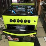 Volcano 50×50 4 burner Gas Cooker with Oven and Grill
