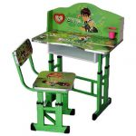 Childrens Learning Desk With Chair