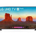 LG 75 Ai thinQ  4K HDR Smart LED UHD TV