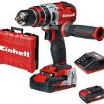 Einhell Combi Drill TE-CD 18 Li-i BL (1×2.0Ah)